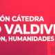 Pablo Valdivia Chair of Communication, Humanities and Technology